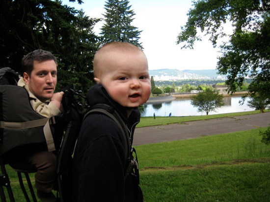 Backpacking ManBabies