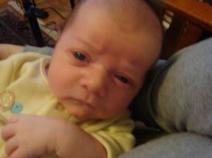 Sick Baby Lump