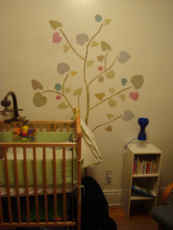 Emmett's Sticker Tree