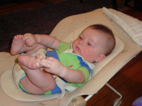 """Get those feet!"""