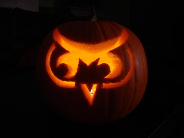 Owl Jackolantern