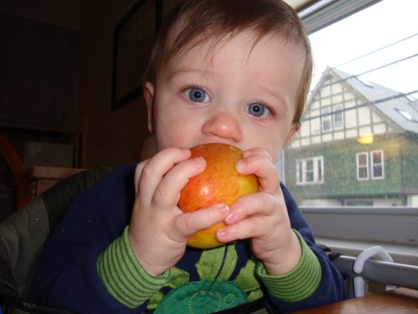 Baby, Apple