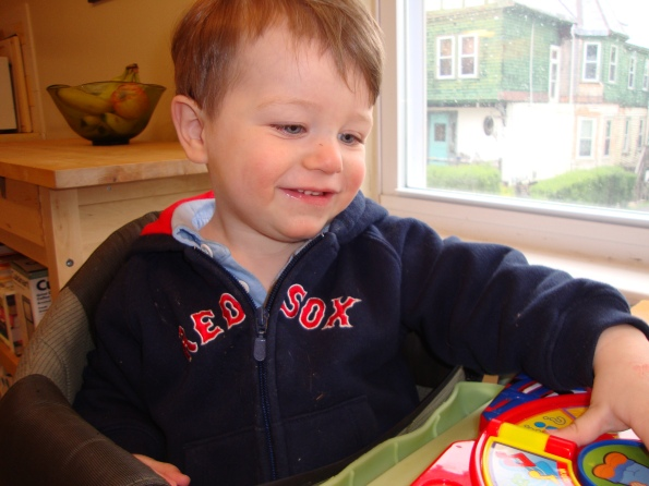 toddler, red sox sweatshirt